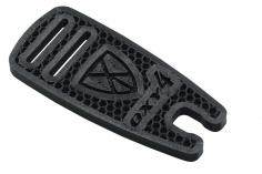 OXY Ersatzteil Rotorblattauflage Ninja Flex in schwarz für den OXY4