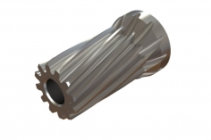 OXY Ersatzteil Motor Ritzel schrägverzahnt 14 Zähne für die 3,17mm Welle für OXY4