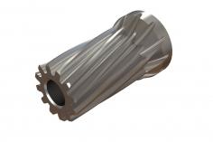 OXY Ersatzteil Motor Ritzel schrägverzahnt 17 Zähne für die 3,5mm Welle für OXY4