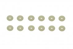 Antivibrationsdämpfer für M2 Schrauben 12 Stück