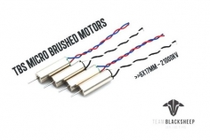 TBS Micro Brushed Motoren Set 0617 6x17mm mit 21000KV
