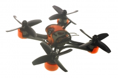 GoFly FPV Racer Falcon CP130 in orange für Spektrum