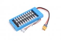 Paraboard für Pico PH1S PH2S XH2S Akkus mit XT60 Anschluss für die ISDT Ladegeräte