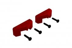 OXY Ersatzteil EC3 ESC Batterieanschlussklemmen in rot für OXY4