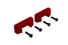 OXY Ersatzteil XT60 ESC Batterieanschlussklemmen in rot für OXY4