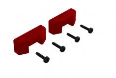 OXY Ersatzteil XT30 ESC Batterieanschlussklemmen in rot für OXY2