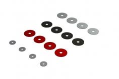 OXY Ersatzteil Ausgleichscheiben für Haupt- und Heckrotorblätter für OXY4