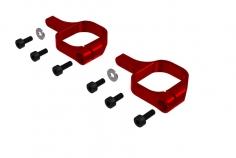 OXY Ersatzteil Heckservohalterung in rot für OXY4