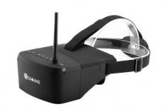 Eachine Videobrille EV800 5,8GHz mit Empfänger