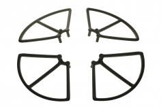 Revell Ersatzteil Propellerschützer in schwarz für Revell Control Quadcopter Race Drone