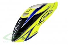 Kabinenhaube gelb/blau für Goblin 570 Sport Line