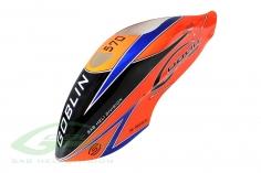 Kabinenhaube orange/blau für Goblin 570 Sport Line