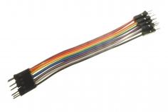Anschlusskabel 10cm 10 Stück Stift auf Stift