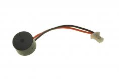 Piezo Buzzer 5 Volt mit Kabel und Stecker