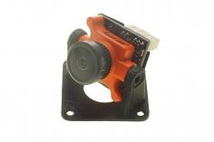 Halterung mit schrägem Sockel in schwarz für Runcam Micro
