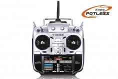 Futaba Sender T18SZ Potless mit R7008SB Mode 2