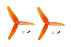 Blade Ersatzteil 230 S V2 Heckrotorblatt in orange