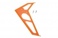 Blade Ersatzteil 230 S V2 Vertikale Finne in orange