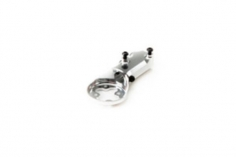 Blade Ersatzteil 230 S und  230 S V2 Heckmotorhalterung aus Aluminium