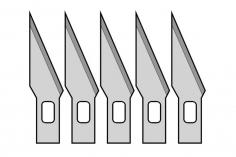 Skalpell Ersatzklingen 5 Stück