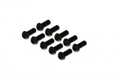 Linsenkopfschrauben mit Innensechskant M2x4 für OXY Heli 10 Stück