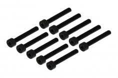 Inbusschauben M2x18CS für OXY Heli 10 Stück