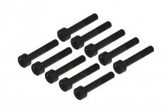 Inbusschauben M3x18 für OXY Heli 10 Stück