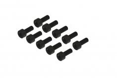 Inbusschauben M3x8 für OXY Heli 10 Stück