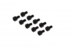Inbusschauben M2x4 für OXY Heli 10 Stück