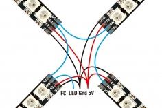 Matek LED Strip Slim WS2812 2 Stück
