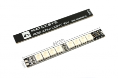 Matek LED Strip RGB Arm Light 16Volt 2 Stück