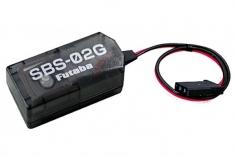 Futaba Telemetrie GPS Sensor 02G