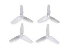 Graupner Luftschraube 3D-Prop 3,8x3,5 3-Blatt in weiß