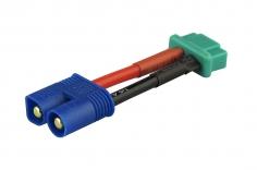 Adapter EC3 Stecker und Multiplex Buchse