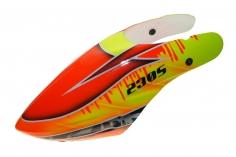 Fusuno Monster Airbrush Fiberglass Haube für Blade 230S