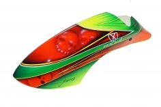 Fusuno Skoul Design Airbrush fiberglas Kabinenhaube für OXY4
