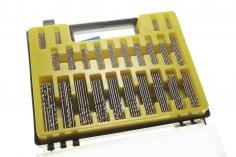 HSS Bohrer Set im Koffer 0,4-3,2mm
