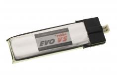 Robbe RO-Power V5 LiPo Akku 1S 3,7Volt 550mAh mit JST-PHR (MCPX) Buchse 1 Stück