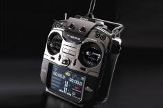 Futaba Sender T18SZ 70th FASSTest & T-FHSS mit R7008SB Empfänger 2.4GHz Mode 2