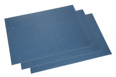 Schleifpapier 3 Bögen ca.11,5x16,5cm mit einer 1000er Körnung (extra fein)