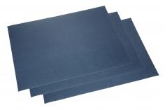Schleifpapier 3 Bögen ca.11,5x16,5cm mit einer 600er Körnung (sehr fein)