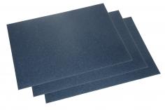 Schleifpapier 3 Bögen ca.11,5x16,5cm mit einer 320er Körnung (sehr fein)