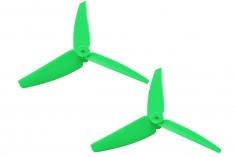 Rakonheli Heckrotorblatt grün für Blade 200 S, 200 SRX, 230 S, 230 S V2 und 250 CFX