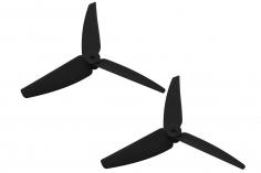 Rakonheli Heckrotorblatt schwarz für Blade 200 S, 200 SRX, 230 S, 230 S V2 und 250 CFX