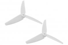 Rakonheli Heckrotorblatt weiß für Blade 200 S, 200 SRX, 230 S, 230 S V2 und 250 CFX