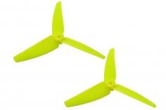 Rakonheli Heckrotorblatt gelb für Blade 200 S, 200 SRX, 230 S, 230 S V2 und 250 CFX