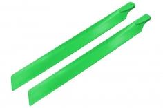 Rakonheli Hauptrotorblätter 240mm grün für Blade 230 S und 230 S V2