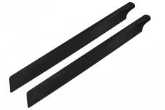 Rakonheli Hauptrotorblätter 240mm schwarz für Blade 230 S und 230 S V2