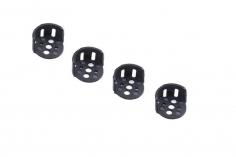 GoFly Ersatz Motor Schützer 4 Stück in schwarz für CP90Pro