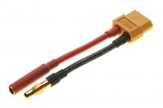 Ladeadapter mit 4mm Anschluss für ISDT Ladegeräte